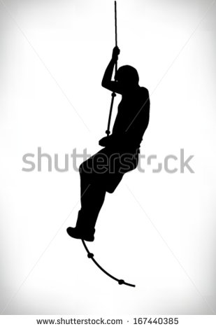 Vector Images, Illustrations and Cliparts: silhouette of a man.