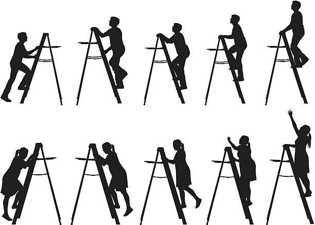 Climbing Clip Art, Vector Images & Illustrations.