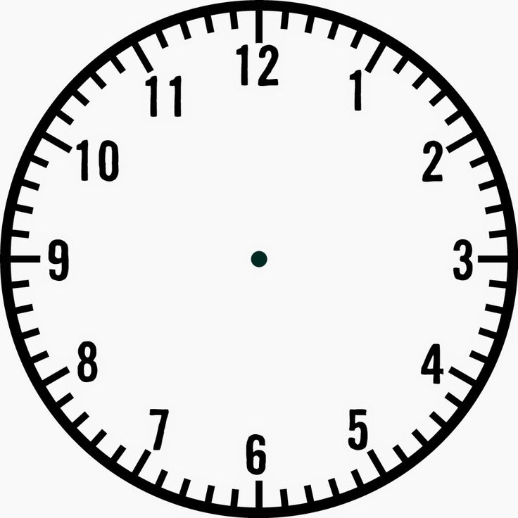9716 Clock free clipart.