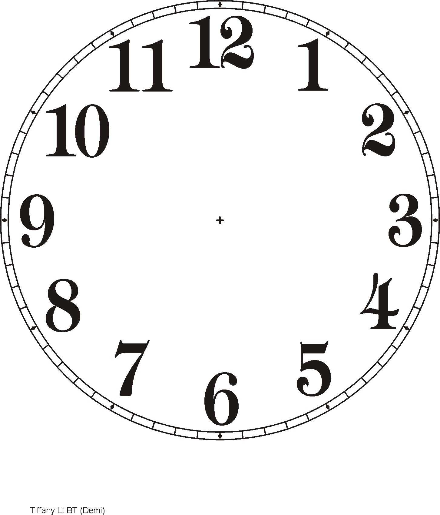 Clock Outline With Clipart Outline : Clock Outline Outline.