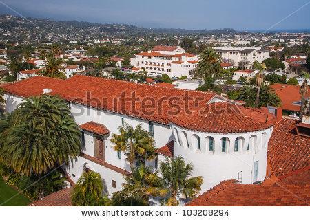 Santa Barbara Stock Images, Royalty.