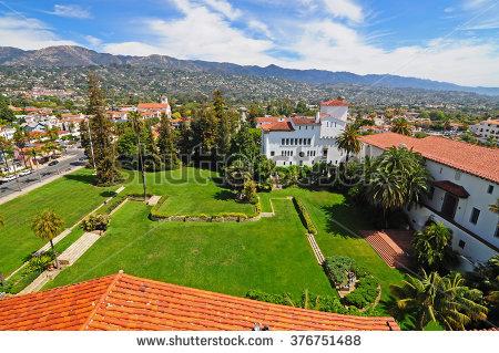 Santa Barbara County Stock Images, Royalty.