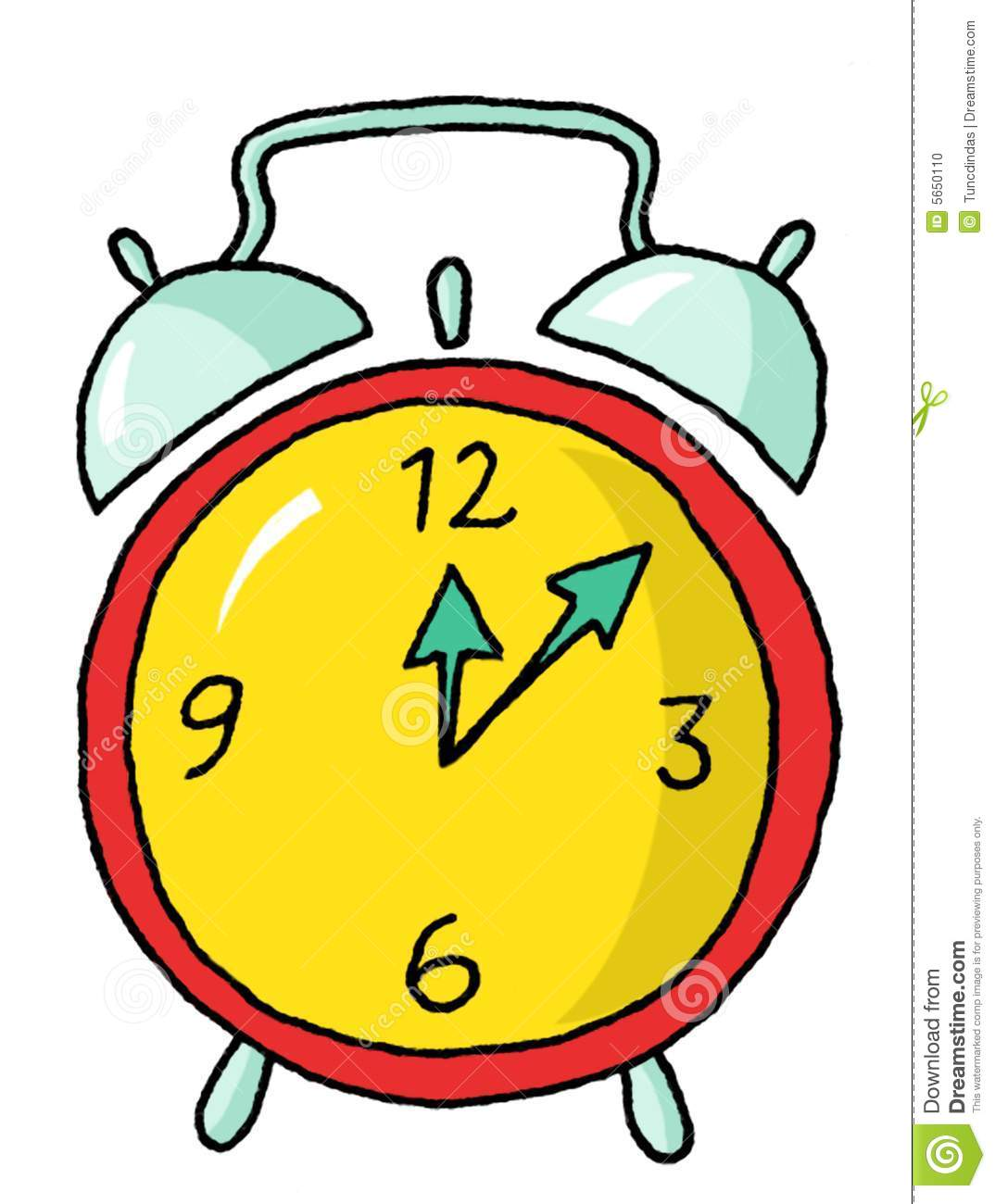 With Time Clock Clip Art.