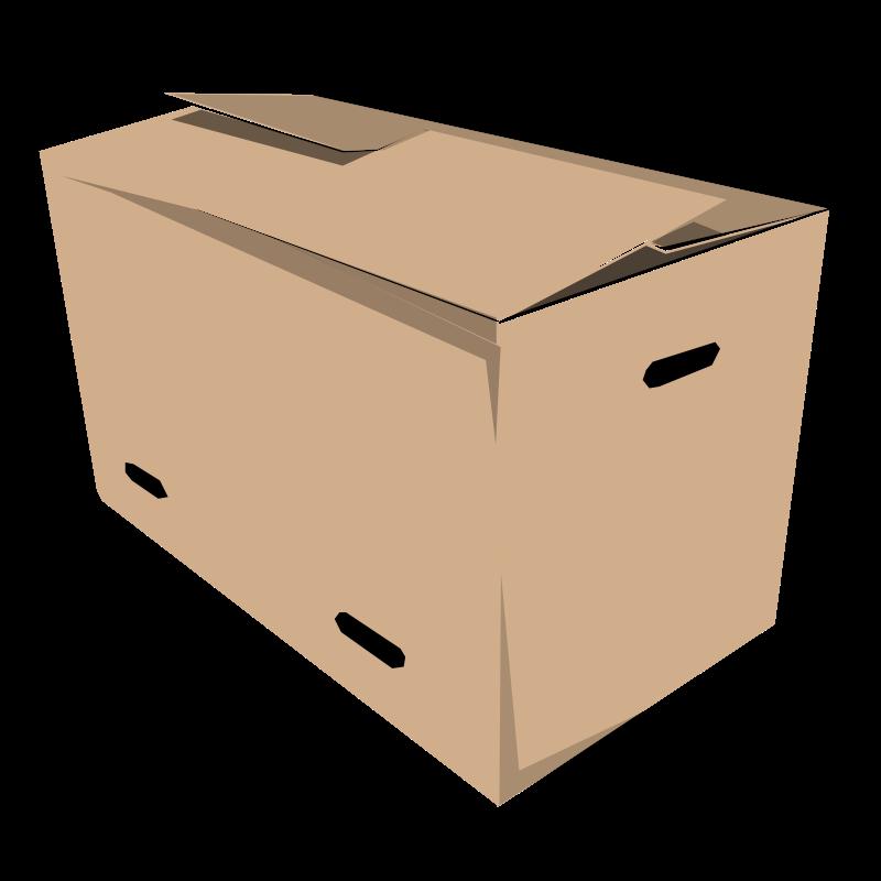 Free Clipart: Closed box juliane krug.