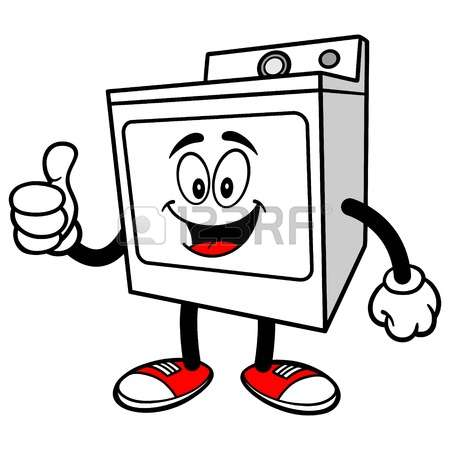 426 Clothes Dryer Machine Stock Vector Illustration And Royalty.