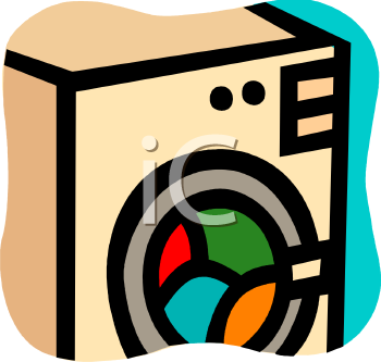 Clothes dryer or clothes washing machine.