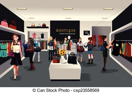 Clothing store Illustrations and Clipart. 16,212 Clothing store.