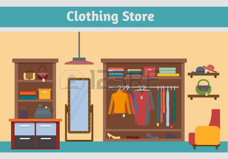 23,695 Closet Stock Vector Illustration And Royalty Free Closet.
