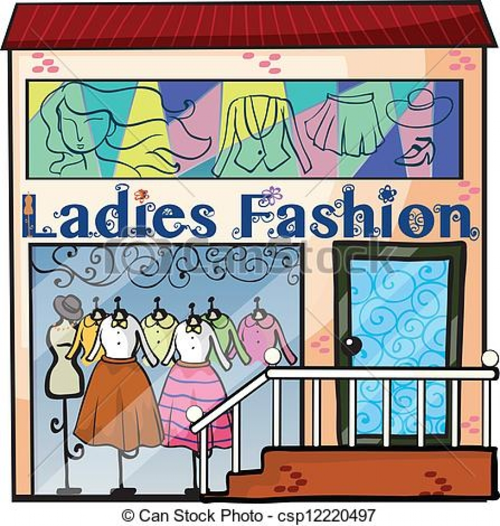 clothing store illustrations and clipart 11398 clothing store in.