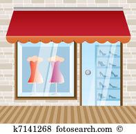 Clothes shop Clip Art Royalty Free. 12,708 clothes shop clipart.