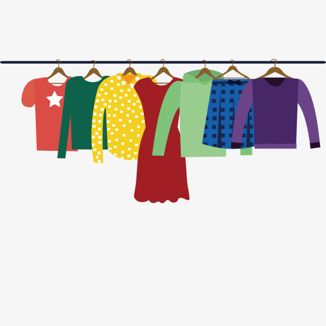 Women's Clothes, Clothes Clipart, Clothi #43725.