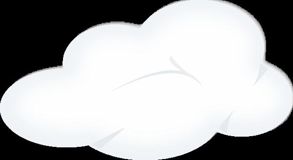 Cartoon Cloud Png.