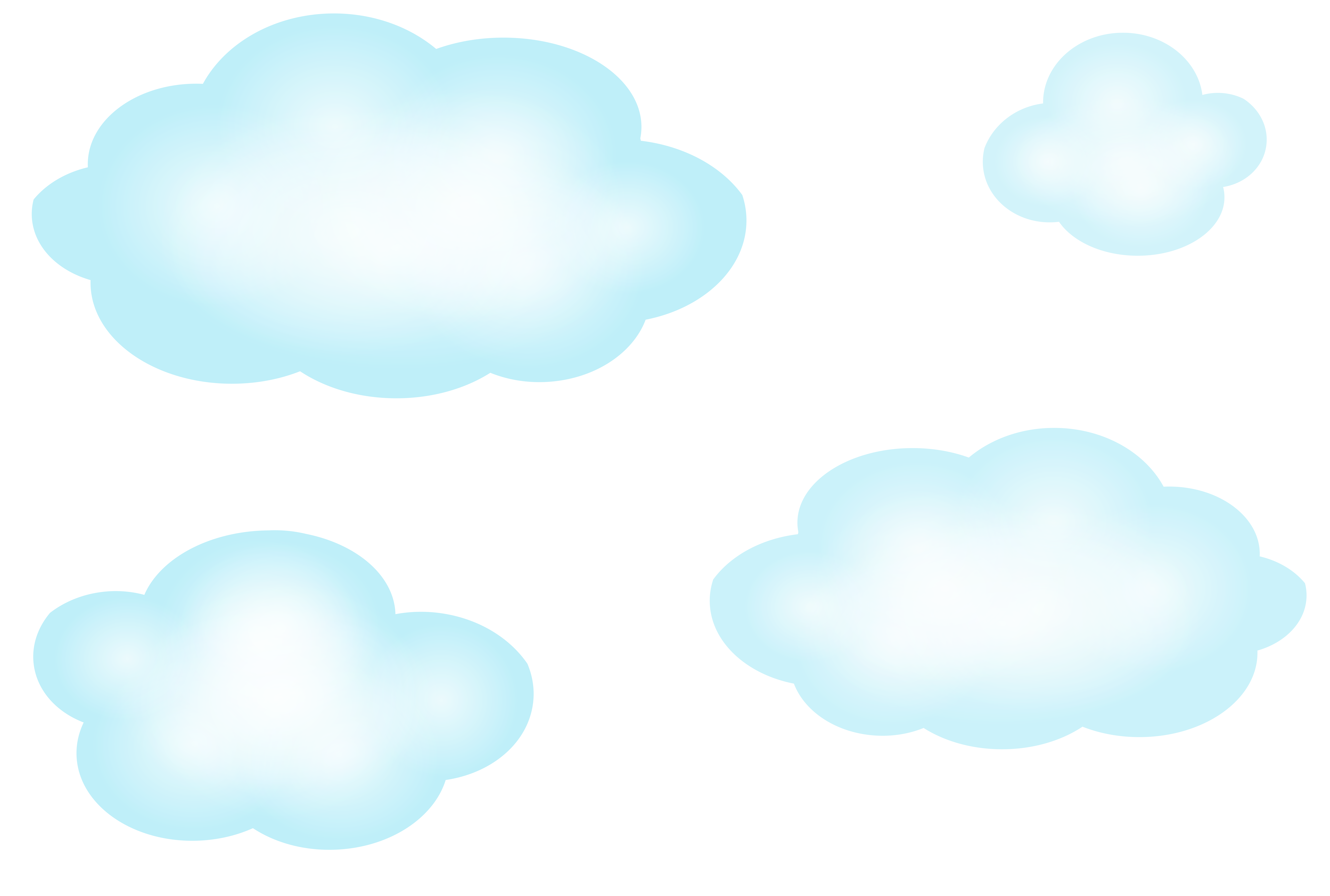 Clouds PNG Clipart Picture.