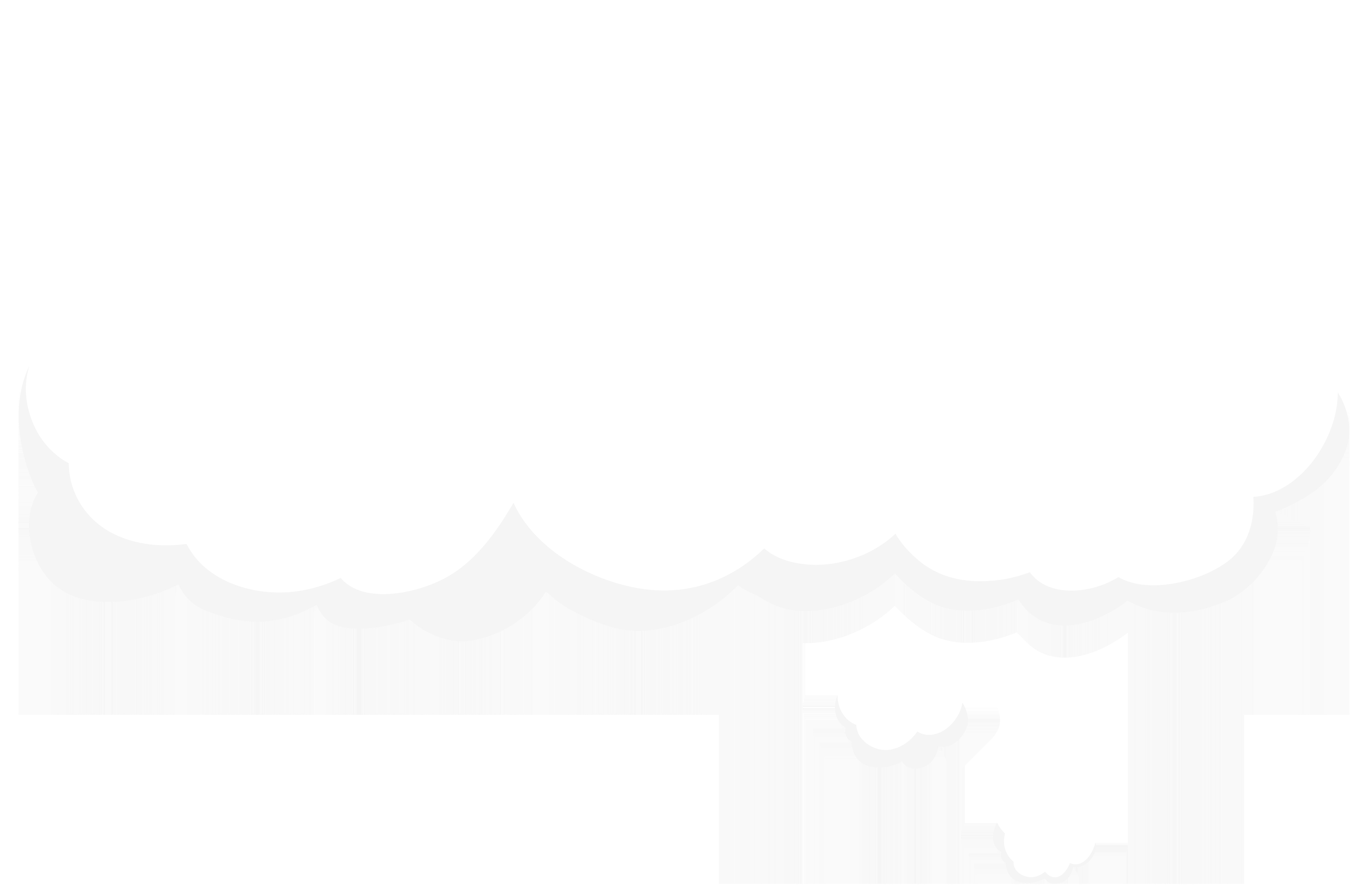 Bubble Speech Cloud PNG Clip Art Image.