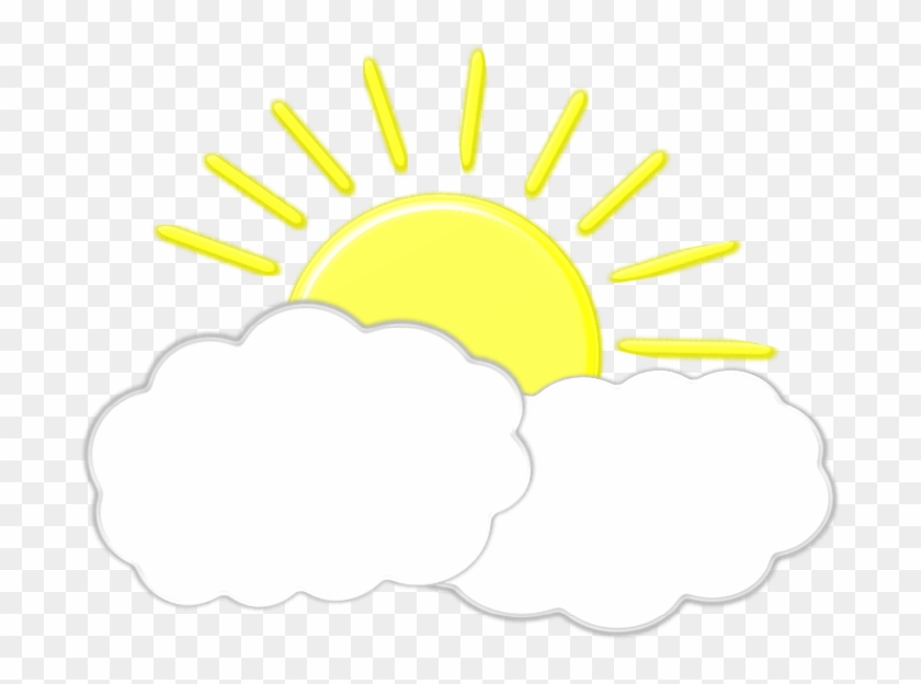 Clouds And Sun Clipart.