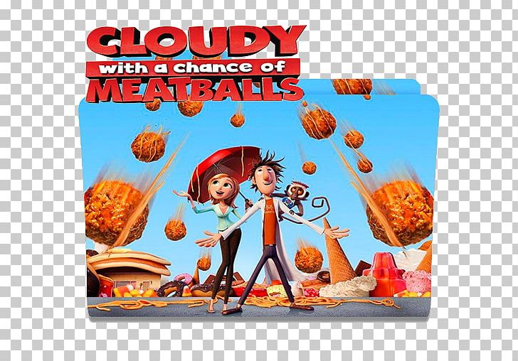 Cloudy With A Chance Of Meatballs Film Poster PNG, Clipart.