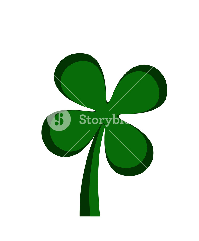 Clover Leaf Clipart Royalty.