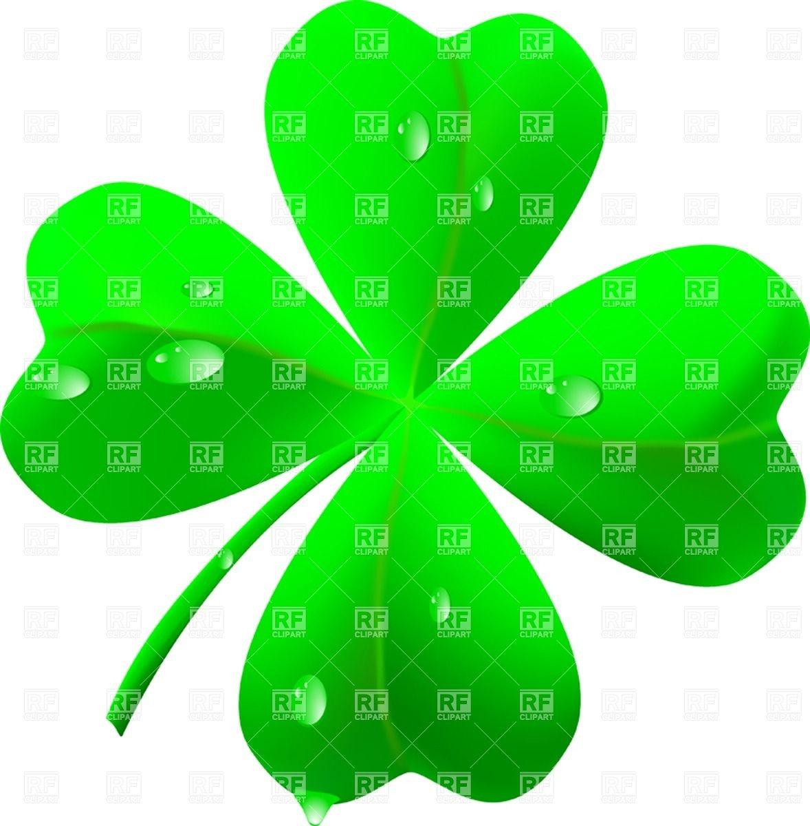 Symbol of St. Patrick's Day.