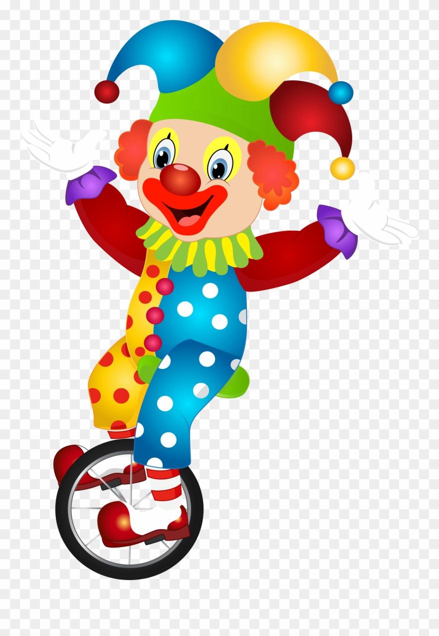 Cute Clown, Clip Art E Art Images.