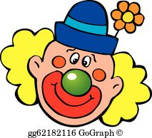 Clown Clip Art.