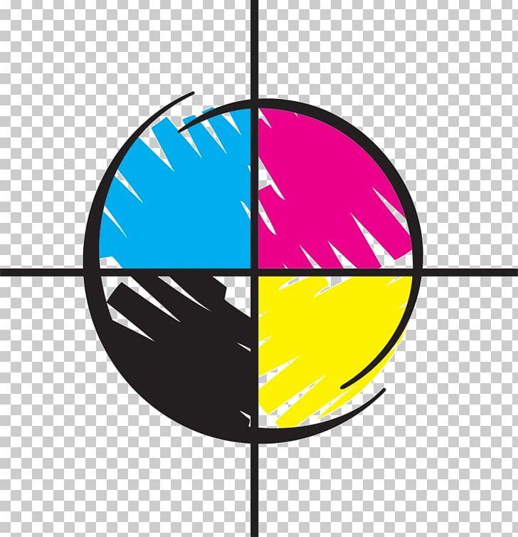 Printing Registration CMYK Color Model Registered Trademark.