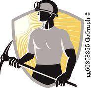 Coal Miner Clip Art.