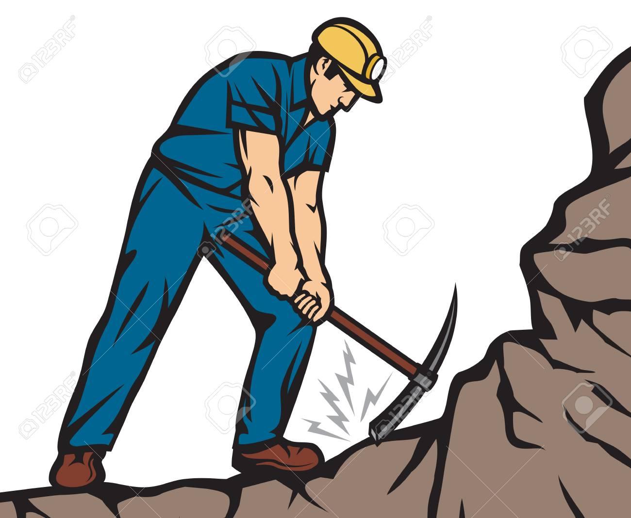 Coal Miner Clipart 12.
