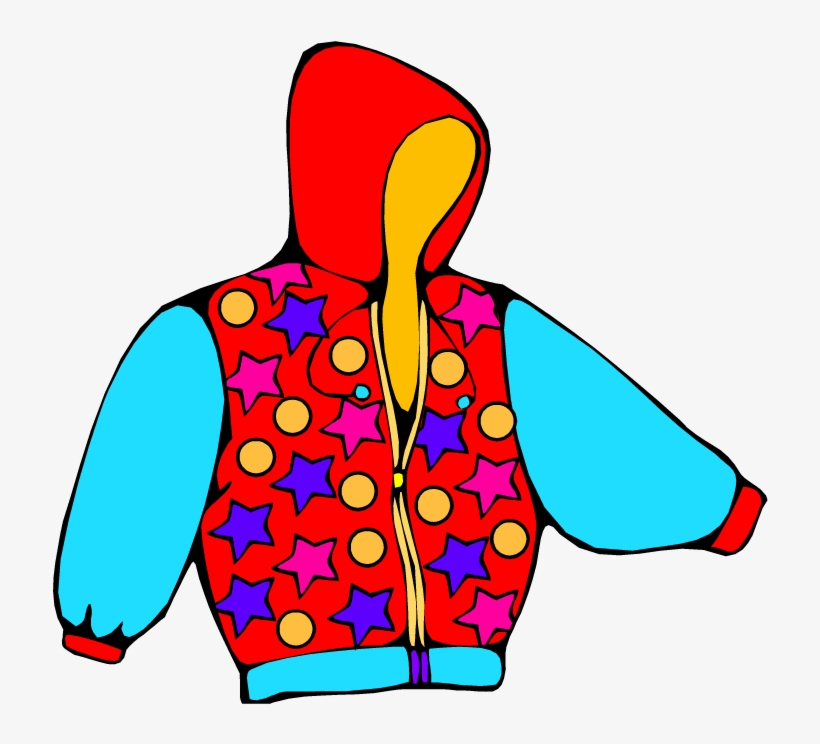 Winter Coat Clipart.