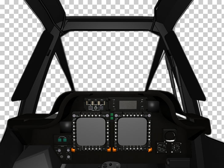 Helicopter Cockpit Airplane Aircraft, helicopter PNG clipart.