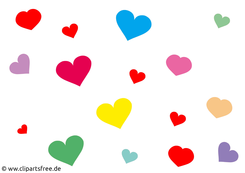 Coeur clipart gratuit 1 » Clipart Portal.
