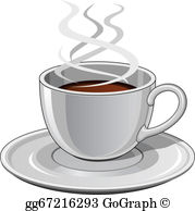Cup And Saucer Clip Art.