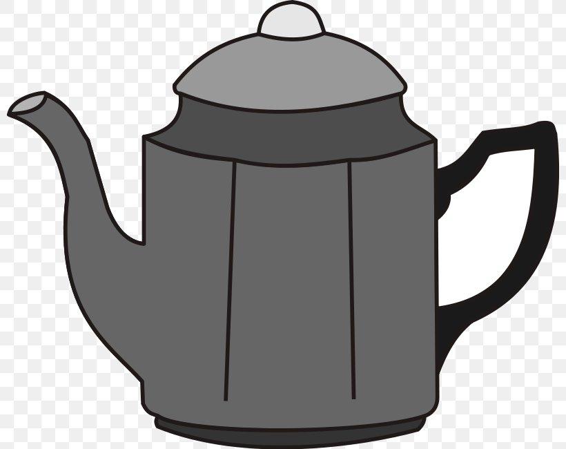 Coffeemaker Teapot Clip Art, PNG, 800x650px, Coffee, Arabic.