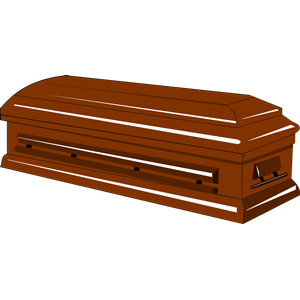 Coffin clipart, cliparts of Coffin free download (wmf, eps.