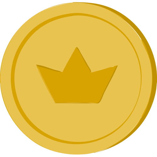 165 coin free clipart.