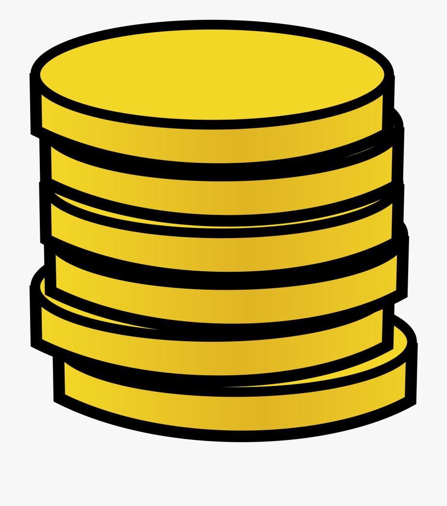 Money Clipart Coin.