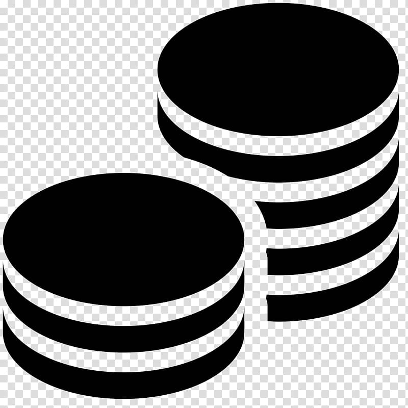 Computer Icons Coin Money, coin stack transparent background.
