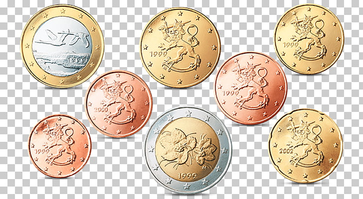 Finnish euro coins Finland, 20 Cent Euro Coin PNG clipart.