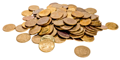 Download COINS Free PNG transparent image and clipart.