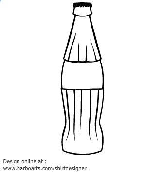Coke Bottle Clip Art.