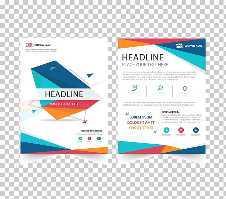 Flyer Brochure Advertising, leaflet, headlines templates.