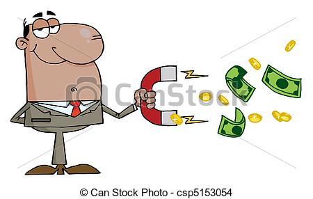 12963 Money free clipart.