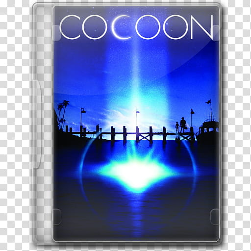 The BIG Movie Icon Collection C, Cocoon, Cocoon DVD icon.