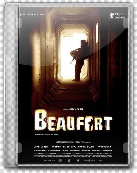 DVD Case collection vol , beaufort transparent background.