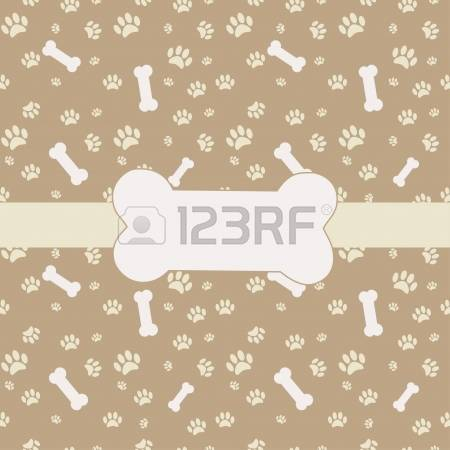 17,453 Dog Paw Stock Vector Illustration And Royalty Free Dog Paw.