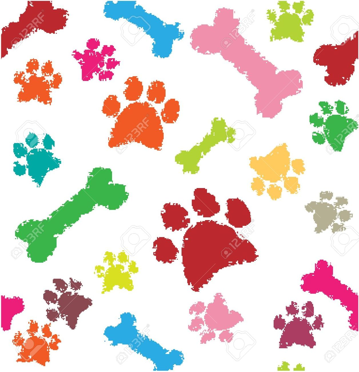 just think its cute with all the colors and bones.