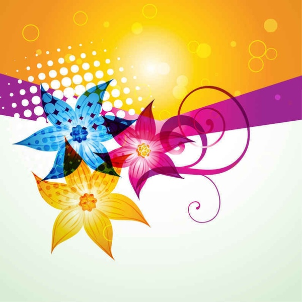 Fashion Vector Color Background Free vector in Encapsulated.