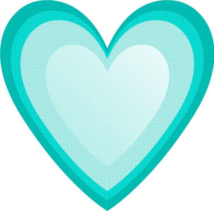 17 Best images about Aqua & Turquoise Hearts on Pinterest.