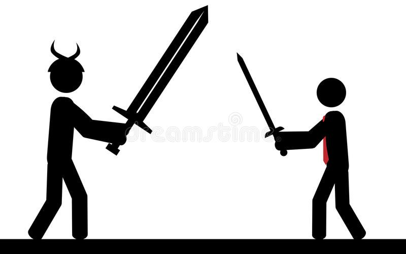 war fight clipart.