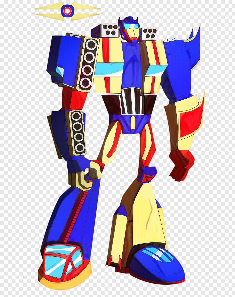 Transformers, Fan Art, Artist, Character, PRIME, Cobalt Blue.