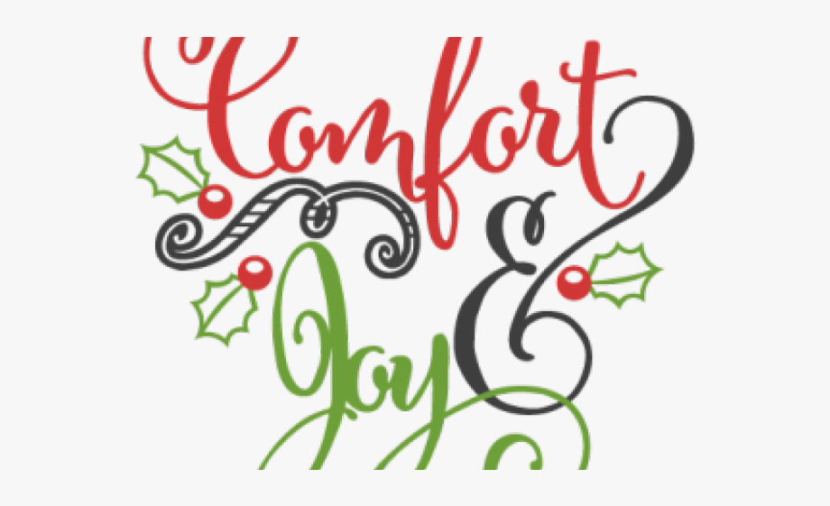 Comfort Clipart Joy.